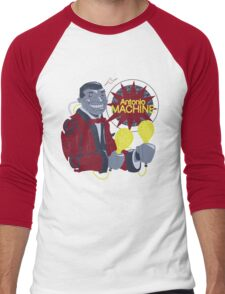 Antonio Machine Men's Baseball ¾ T-Shirt