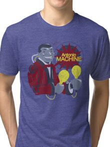 Antonio Machine Tri-blend T-Shirt