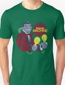 Antonio Machine T-Shirt
