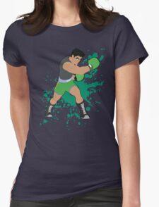 Little Mac - Super Smash Bros Womens Fitted T-Shirt