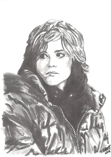 Ali Sheedy - The Breakfast Club by tonito21
