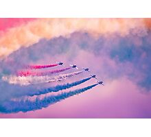 Southport Air Show - Red Arrows Photographic Print