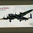Southport Air Show - Lancaster Bomber by Paul-M-W