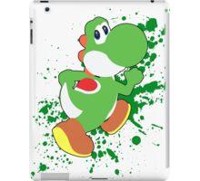 Yoshi - Super Smash Bros  iPad Case/Skin