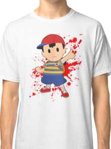 Ness - Super Smash Bros Classic T-Shirt