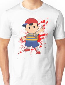 Ness - Super Smash Bros Unisex T-Shirt