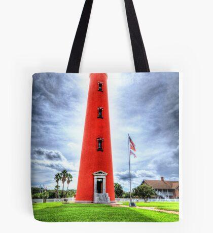 Ponce de Leon Lighthouse Tote Bag