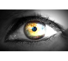 EYE Photographic Print