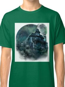 The Haunted House Paranormal Classic T-Shirt