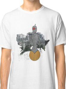 roller-bot  Classic T-Shirt