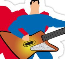 Guitar Hero wordgame Sticker