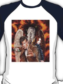 Matt Smith ; The Time of Angels T-Shirt
