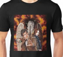 Matt Smith ; The Time of Angels Unisex T-Shirt