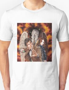 Matt Smith ; The Time of Angels T-Shirt