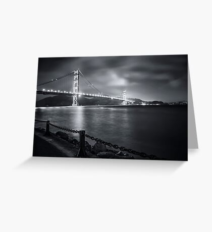 Fort Bridge Two Greeting Card