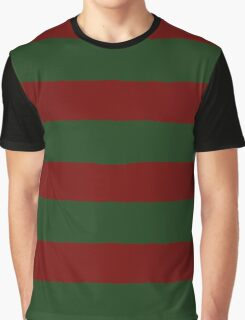 Freddy Krueger Skirt - Retro Horror Halloween  Graphic T-Shirt
