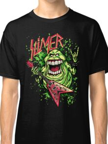 SLIMER THRASHIN' MAD!!! Classic T-Shirt