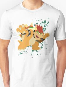 Bowser - Super Smash Bros Unisex T-Shirt