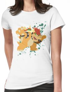 Bowser - Super Smash Bros Womens Fitted T-Shirt