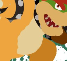 Bowser - Super Smash Bros Sticker