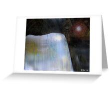 UNIVERSAL INFORMATION  Greeting Card