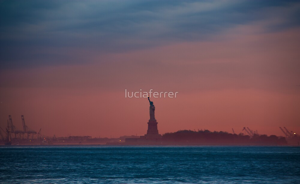 Liberty by luciaferrer