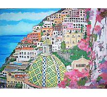 Positano, Italy Photographic Print