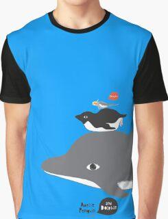 FUNNY BREMEN TOBOGGAN Graphic T-Shirt