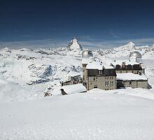Matterhorn by Irina Chuckowree