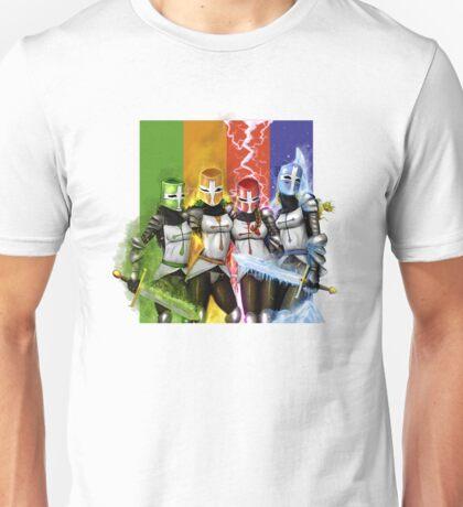 Castle Crashettes Unisex T-Shirt