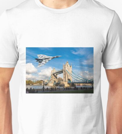Two Icons, Ancient and Modern Unisex T-Shirt
