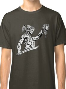 Greek Mytholgy Perseus and Medusa Classic T-Shirt