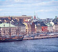Stockholm Old Town by Carina514