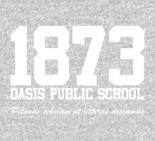 OASIS Public School #1873 by dopefish