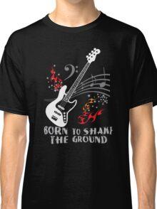 Born to Shake the Ground - Jazz Bass Classic T-Shirt