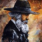 Old man by Imre Toth (Emerico)