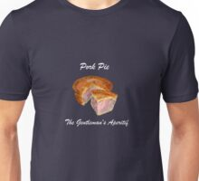 Pork Pie: The Gentleman's Aperitif Unisex T-Shirt