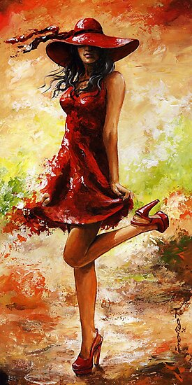 Spring breeze by Imre Toth (Emerico)