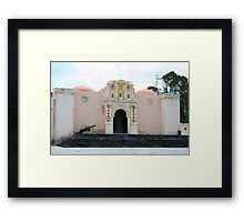 MAY FITH OR CINCO DE MAYO Framed Print