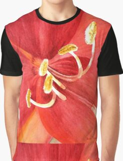 Amaryllis I Graphic T-Shirt