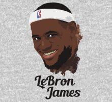 LeBron James  by hyppotamuz