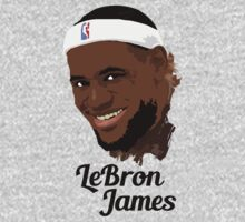 LeBron James  by hyppotamuz