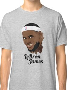 LeBron James  Classic T-Shirt