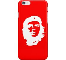 Che, Guevara, Rebel, Cuba, Peoples Revolution, Freedom, in white iPhone Case/Skin
