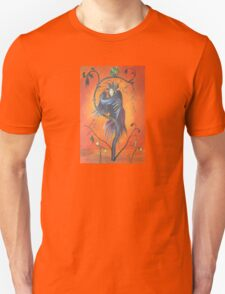 Gamaun The Prophetic Bird With Ruffled Feathers T-Shirt