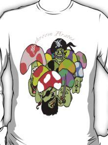 Pirate Mushrooms T-Shirt