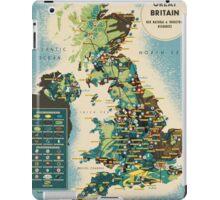 Vintage poster - Great Britain iPad Case/Skin