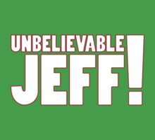 Unbelievable Jeff! Chris Kamara Kids Clothes