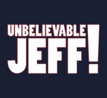 Unbelievable Jeff! Chris Kamara One Piece - Short Sleeve