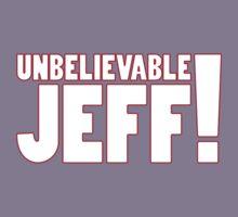 Unbelievable Jeff! Chris Kamara Kids Tee